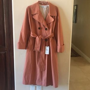 Zara light coat